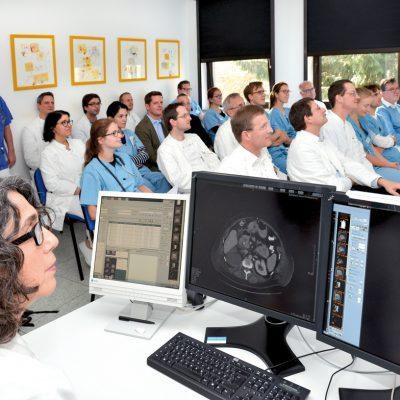 Tumorkonferenz