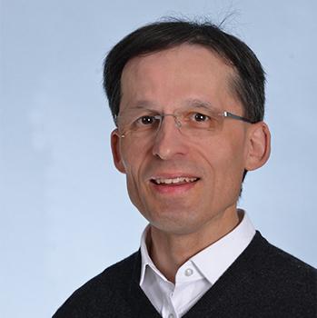 Pastor Christoph Schneider