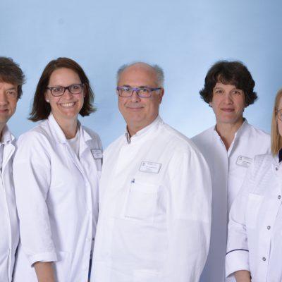 Team der Geburtshilfe