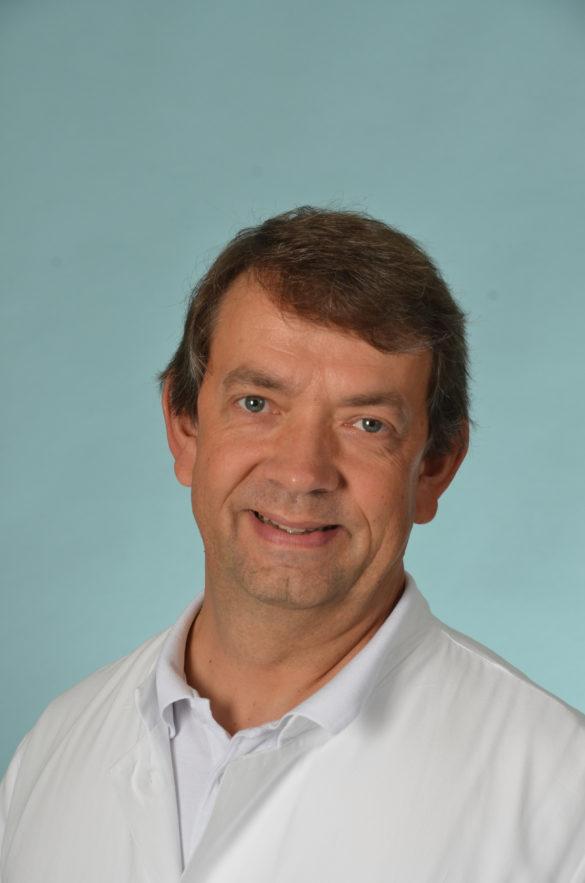 Ansgar Cosler, Chefarzt für Frauenheilkunde und Geburtshilfe im Bethlehem Gesundheitszentrum Stolberg gGmbH