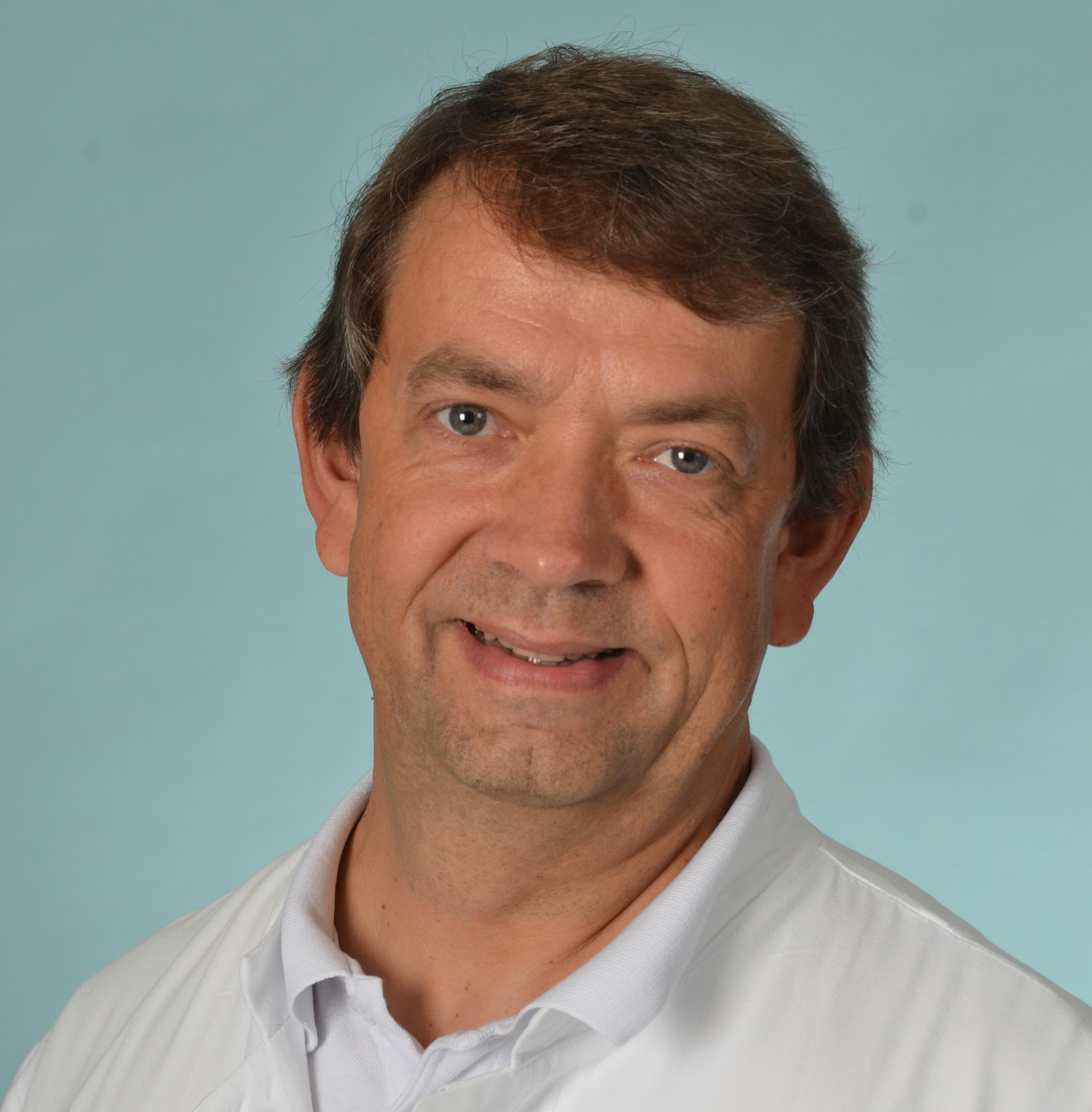 Ansgar Cosler, Chefarzt Frauenheilkunde und Geburtshilfe Bethlehem Gesundheitszentrum Stolberg
